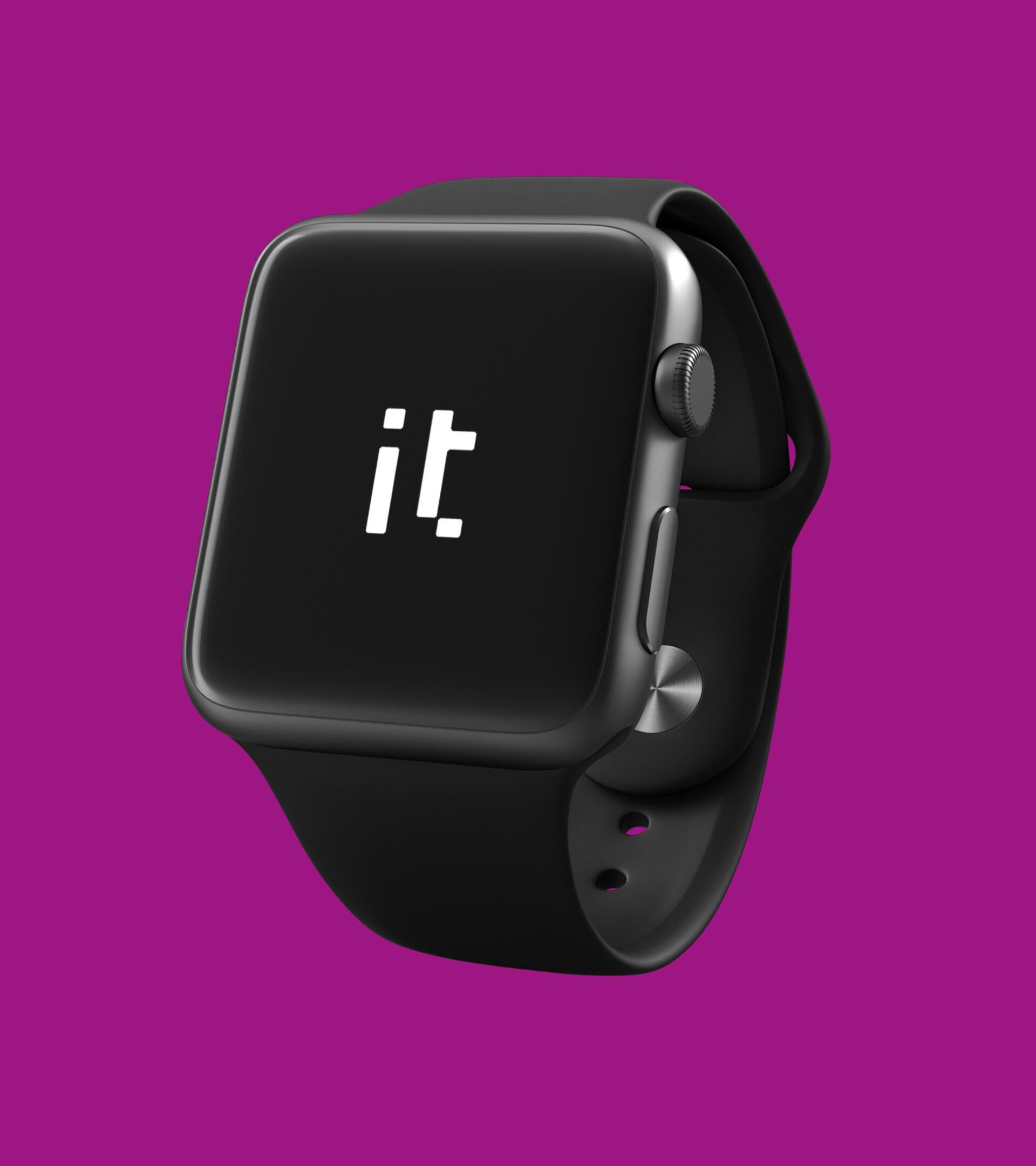 iteratec Supersign auf Apple Watch