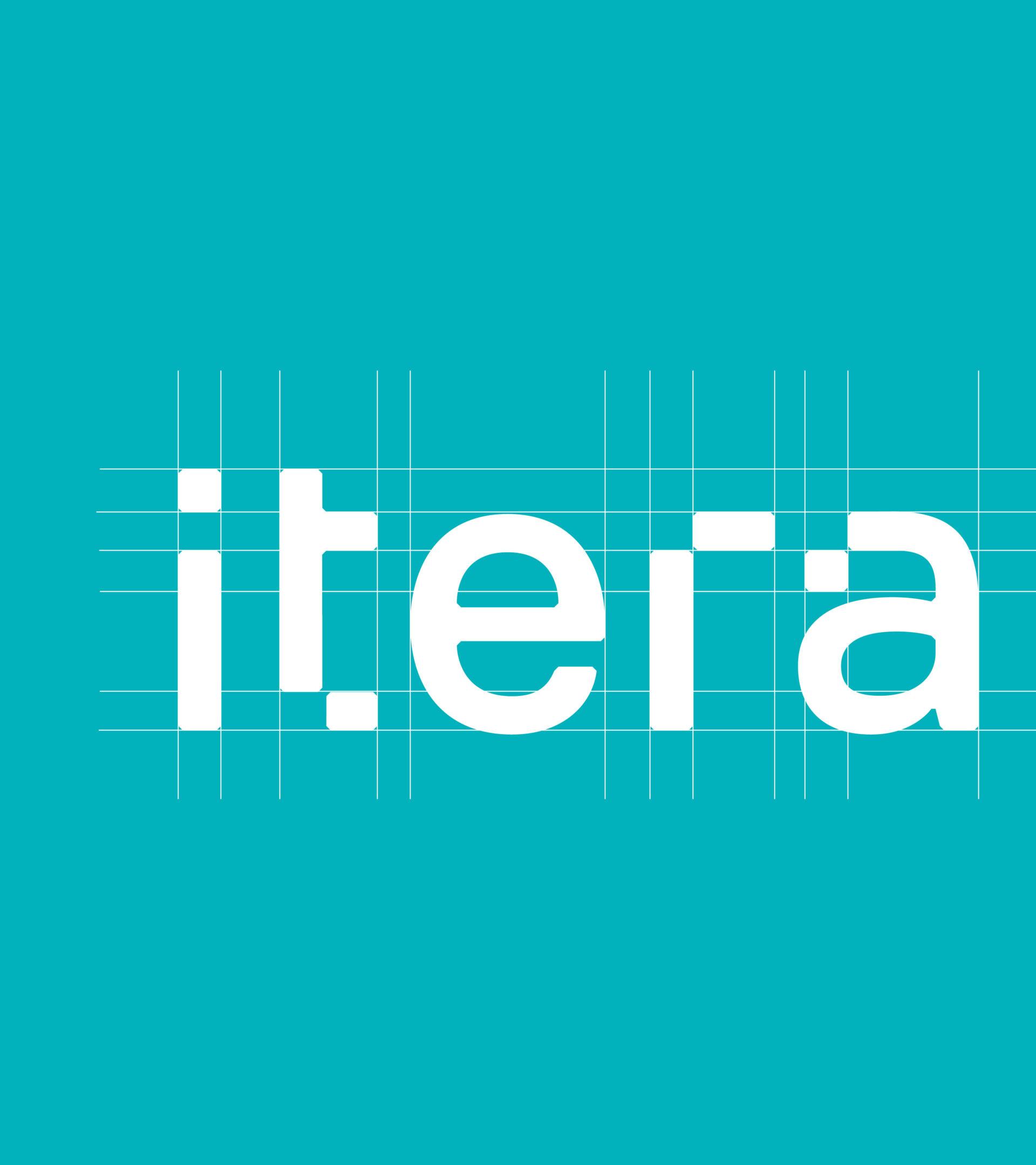 iteratec Logo im Raster